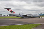177704. Boeing CC-177 Globemaster III. Canadian Air Force. Prestwick. 050717.