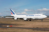 F-GIUA. Boeing 747-428F ER SCD. Air France Cargo. Prestwick. 040410.