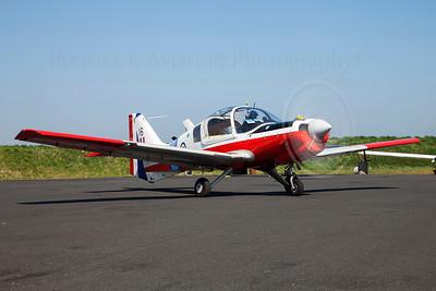 XX667. Scottish Aviation Bulldog T1. Private. Prestwick. 200409.