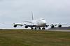 F-GIUA. Boeing 747-428F ER/ SCD. Air France Cargo. Prestwick. 290315.