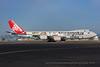 LX-VCM. Boeing 747-8R7F/SCD. Cargolux. Prestwick. 300915.