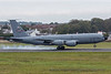 60-0359. Boeing KC-135R Stratotanker. USAF. Prestwick. 041015.