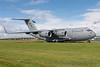 177701. Boeing CC-177 Globemaster III. Canadian Air Force. Prestwick. 270815.