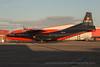 UR-CKL. Antonov An-12B. Cavok Air. Prestwick. 270815.