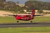 OY-GRK. Bombardier DHC-8-202Q Dash 8. Air Greenland. Prestwick. 290815.
