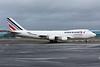 F-GIUA. Boeing 747-428F ER/SCD. Air France Cargo. Prestwick. 010415.
