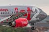 G-CELD. Boeing 737-33A.  Jet2. Prestwick. 111015.