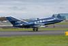 G-FRAO. Dassault Falcon 20DC. Cobham. Prestwick. 111016.