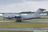 89-1191. Boeing C-17A Globemaster III. USAF. Prestwick. 250616.
