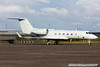N716AS. Gulfstream Aerospace Gulfstream IV. Private. Prestwick. 130716.