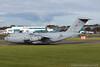 ZZ177. Boeing C-17A Globemaster III. RAF. Prestwick. 201016.
