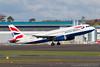 G-EUUA. Airbus A320-232. British Airways. Prestwick. 231016.