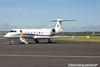 N450GA. Gulfstream Aerospace Gulfstream V. Private. Prestwick. 180616.