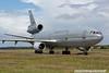 T-235. McDonnell Douglas KDC-10-30CF. Dutch Air Force. Prestwick. 020716.