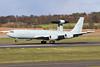 ZH103. Boeing E-3D Sentry AEW1. RAF. Prestwick. 250416.