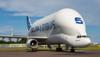 F-GSTF. Airbus A300-600ST Super Transporter. Airbus. Prestwick. 170616.