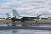 169119. McDonnell Douglas FA-18E Hornet. US Navy. Prestwick. 020716.