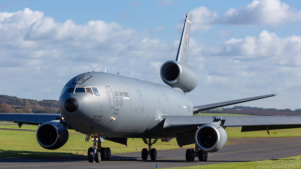 79-1951. McDonnell Douglas KC-10A Extender. USAF. Prestwick. 061018.