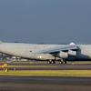 86-0013.  Lockheed C-5M Super Galaxy. USAF. Prestwick. 090118.