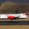 G-LGNI. Saab 340B. Loganair. Prestwick. 110318.