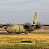 ZH870. Lockheed Martin C-130J-30 Hercules C4. RAF. Prestwick. 230218.