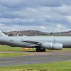 58-0073. Boeing KC-135T Stratotanker. USAF. Prestwick. 220418.