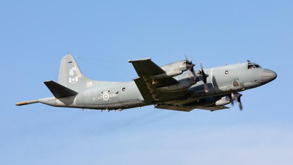 140104. Lockheed CP-140 Aurora. Canadian Air Force. Prestwick. 071019.