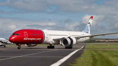 G-CKWC. Boeing 787-8 Dreamliner. Norwegian. Prestwick. 200819.
