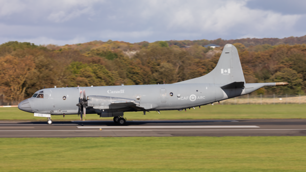 140116. Lockheed CP-140 Aurora. Canadian Air Force. Prestwick. 171019.