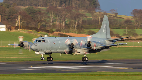 140115. Lockheed CP-140 Aurora. Canadian Air Force. Prestwick. 270319.