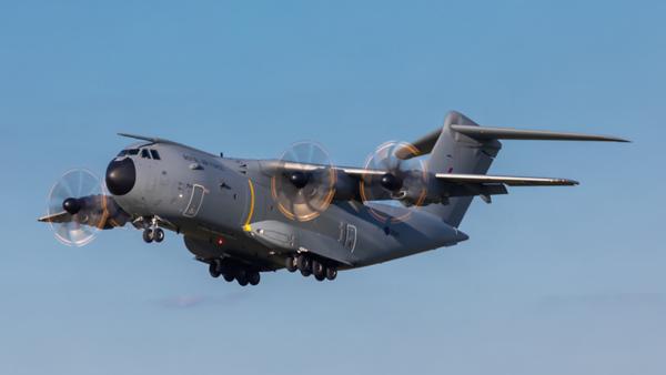 ZM411. Airbus A400M Atlas C1. RAF. Prestwick. 270619.