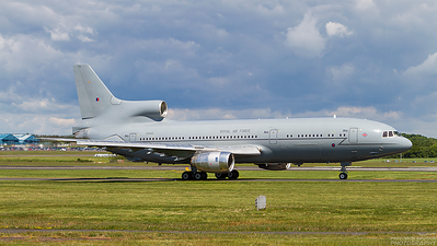 ZD952. Lockheed L-1011-385-3 TriStar C2. RAF. Prestwick. 040612.
