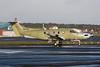 HB-FQQ. Pilatus PC-12. Private. Prestwick. 131113.