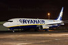 EI-EKP. Boeing 737-8AS. Ryanair. Prestwick. 121113.