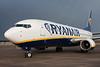 EI-DHW. Boeing 737-8AS. Ryanair. Prestwick. 241213.