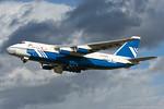 RA-82068. Antonov An-124-100 Ruslan. Polet Airlines. Prestwick. 130313.