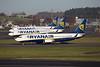 EI-EKX. Boeing 737-8AS. Ryanair. Prestwick. 231113.