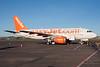 G-EZAN. Airbus A319-111. EasyJet. Prestwick. 221113.