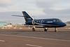 G-FRAK. Dassault Falcon 20E. Cobham. Prestwick.101213.