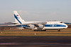 RA-82045. Antonov An-124-100 Ruslan. Volga Dnepr Airlines. Prestwick. 171213.