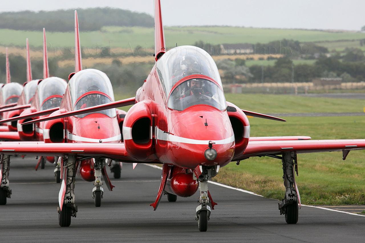 XX219. Hawker Siddeley Hawk T1A. RAF. Prestwick. 310813.