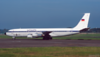 10+01. Boeing 707-307C. Luftwaffe. Prestwick. October. 1994.