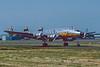 N949TW. Lockheed C-121A Constellation. MATS. Prestwick. June 1998.