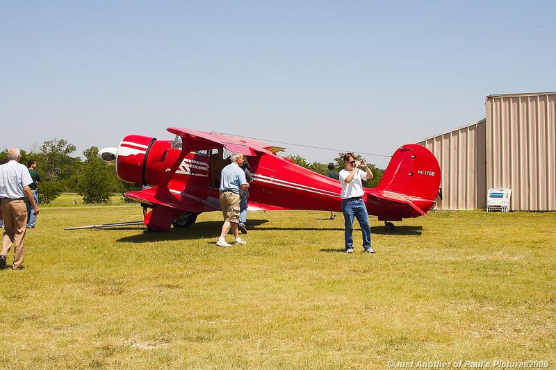 Justin Texas, Wood Prop FlyIn, May 20, 2006