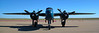 Color Panoramic of the Devil Dog - a Marine style B-52 PBJ