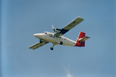 VH-TGF SUNSTATE TWIN OTTER