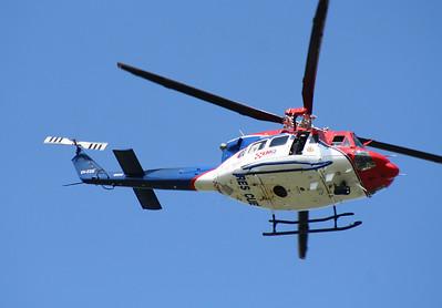 VH-ESB EMQ (Emergency Management Queensland) BELL-412