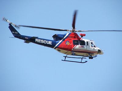 VH-ESD EMQ (Emergency Management Queensland) BELL-412
