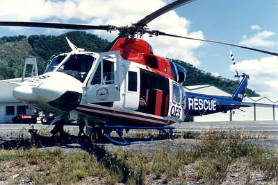 VH-ESD QUEENSLAND RESCUE BELL-412