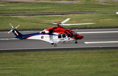 VH-ESH EMQ (Emergency Management Queensland ) AGUSTA AW-139